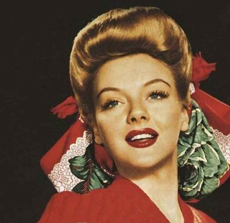 1940S Hairstyles Mesmerizing 99 Best 1940S Hairstyles Images On Pinterest  1940S Hair 1940S