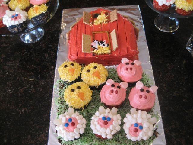 Farm Animals Birthday Party Theme - Farm Party - Old MacDonald Party