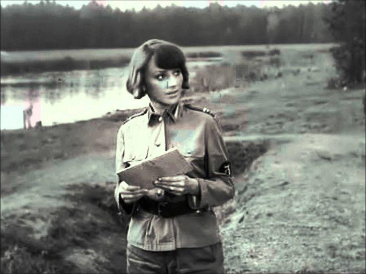 Piosenka Radiotelegrafistki - śpiewa Hanna Skarżanka