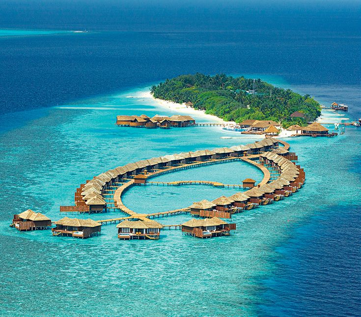 Lily Beach Resort & Spa, Luxury in the Maldives
