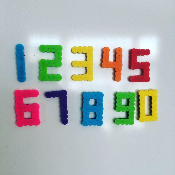 Number - Magnet Set. via SuperJade Designs. Click on the image to see more!