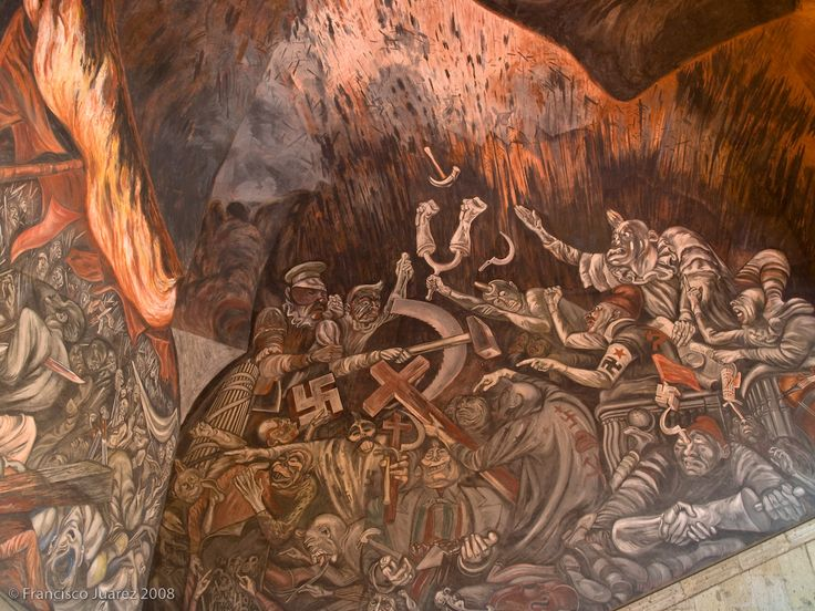 78 best ideas about jose clemente orozco on pinterest for El mural guadalajara jalisco