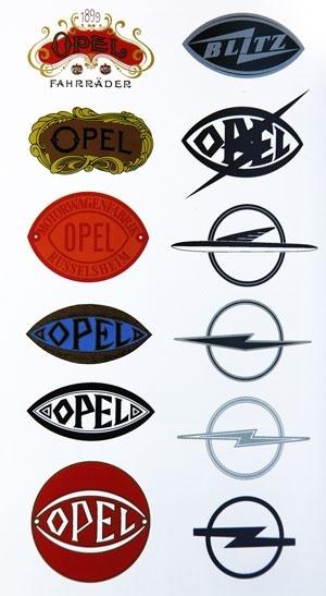 OPEL Logos