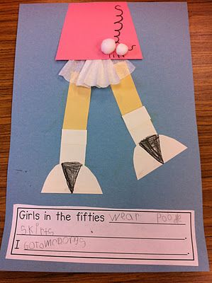 1950s craft ideas 23 best 50th day of school images on 50th 1003
