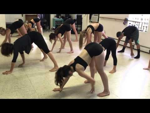 Core strength and conditioning for dancers: how dancers get abs - YouTube