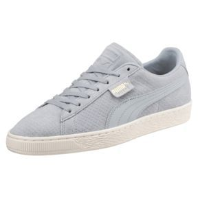 77800119e43 Suede Classic Perforation Trainers