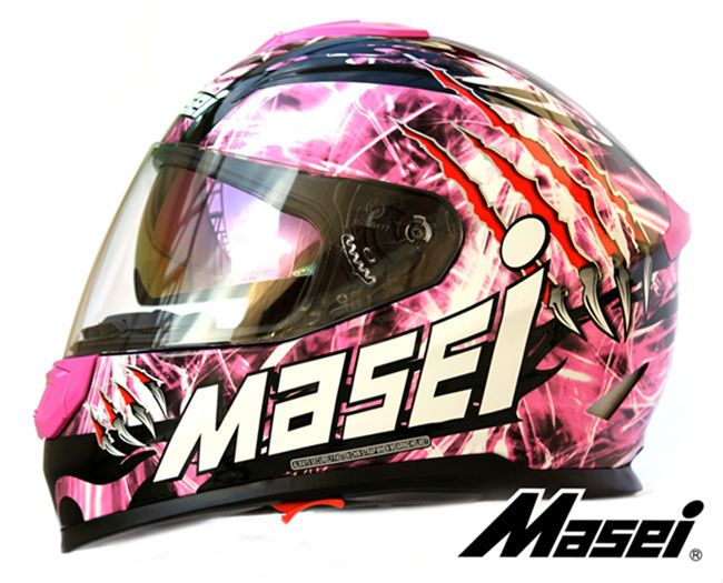 ==> [Free Shipping] Buy Best Masei 833 Ninja Atomic-Man Motorcycle Ford Scooter Motogp Bently Superman Helmet Online with LOWEST Price | 32813080578
