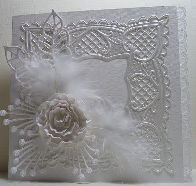 Card - White-on-White #WhiteOnWhite White on White