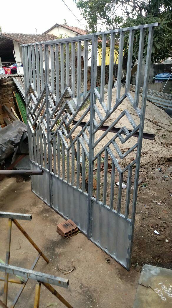 Rejas Metalicas Dise 241 Os De Puertas En 2019 Puertas De