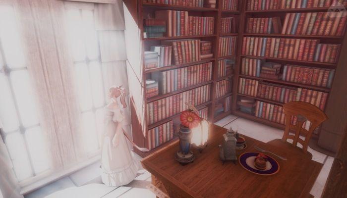 Princess Room 皇女の部屋 家具 カップボード