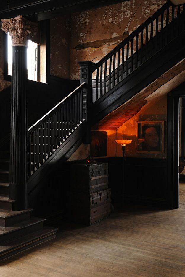The Historic Harmony Club, built in 1909 from La Maison Boheme blog