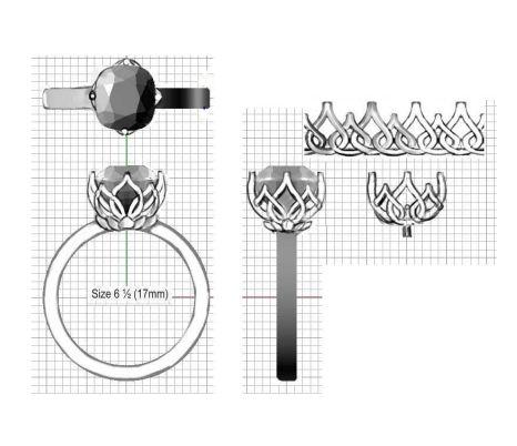 jewelry design drawing - Google 搜尋
