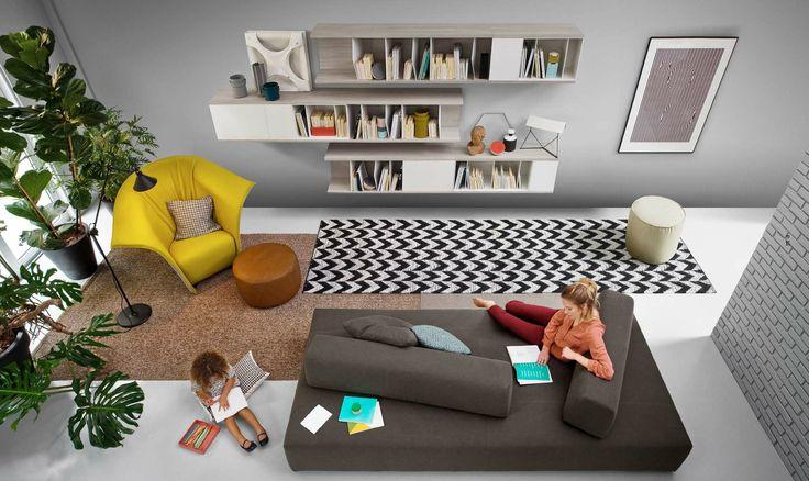 Nieuwe collectie wandmeubels. www.dekastenmaker.nl