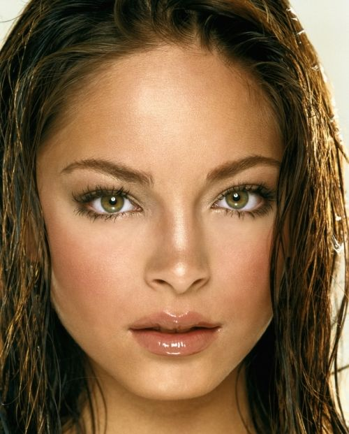 canadian wemon | picture of kristin kreuk another gorgeous canadian woman…                                                                                                                                                                                 More