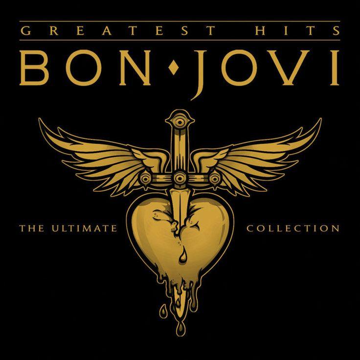 Bon Jovi Greatest Hits - The Ultimate Collection by Bon Jovi