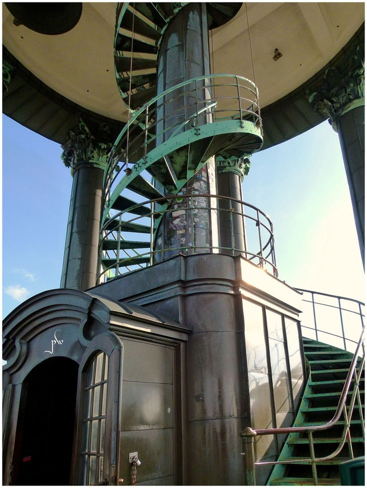 Hamburg - Michel - Aussichtsplattform und noch höher ähnliche Projekte und Ideen wie im Bild vorgestellt findest du auch in unserem Magazi