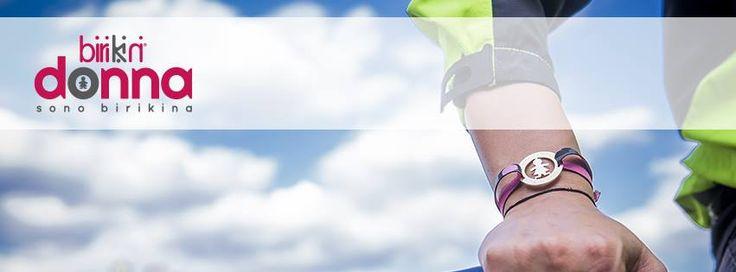 I bracciali #reflex sono perfetti anche per accompagnarti nello sport! #sonobirikina #birikinidonna