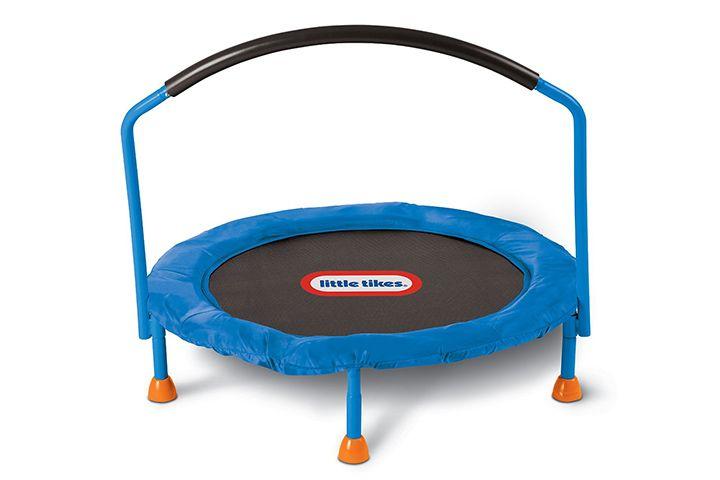 Trampolines For Kids - Little Tikes 3′ Indoor Trampoline