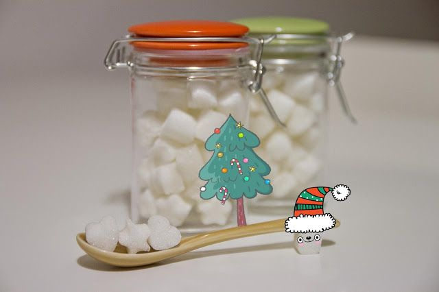 Zollette di zucchero fai da te - Brodo di coccole #zucchero #fattoincasa #brododicoccole