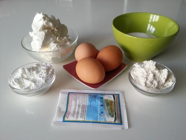 NURIA´S CHEESECAKE: BIZCOCHO DE QUESO | Cocinar en casa es facilisimo.com