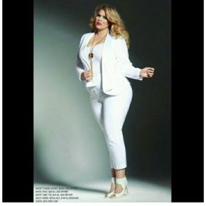 51 best Plus size All white fashions images on Pinterest