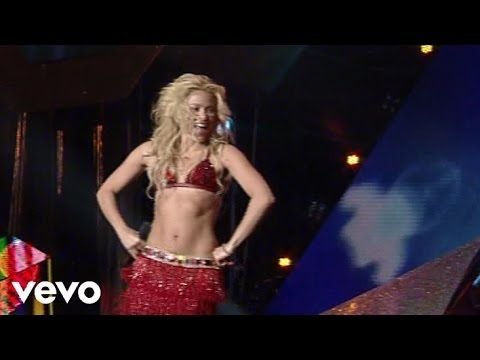 Shakira - Hips Don't Lie (Live From China / New Years Eve 2010 - 2011) [...