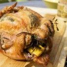 Kyckling med citron och örter - Recept från Mitt kök - Mitt Kök | Recept | Mat | Vin | Öl