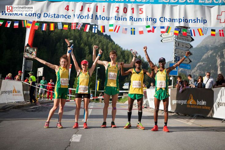 World Long Distance Trail, SA Team report . www.time-to-run.co.za