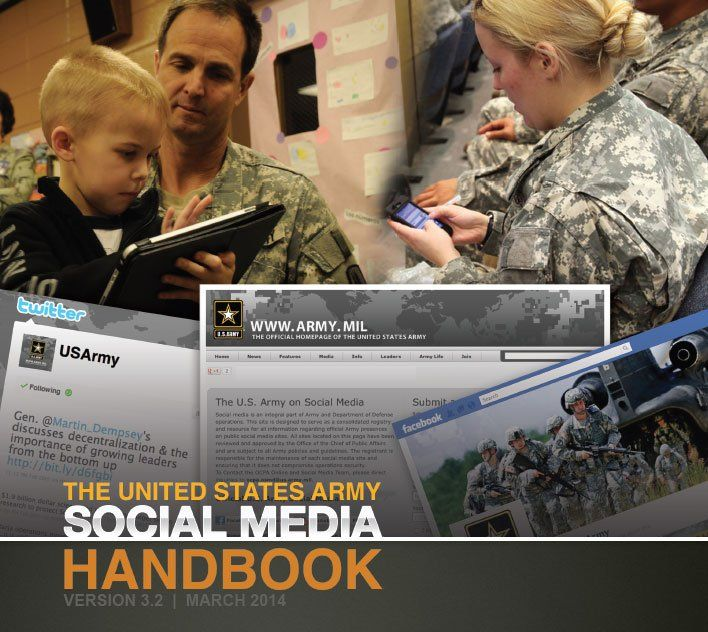 NGOs can learn a lot from the latest version of the US Army's social media handbook.