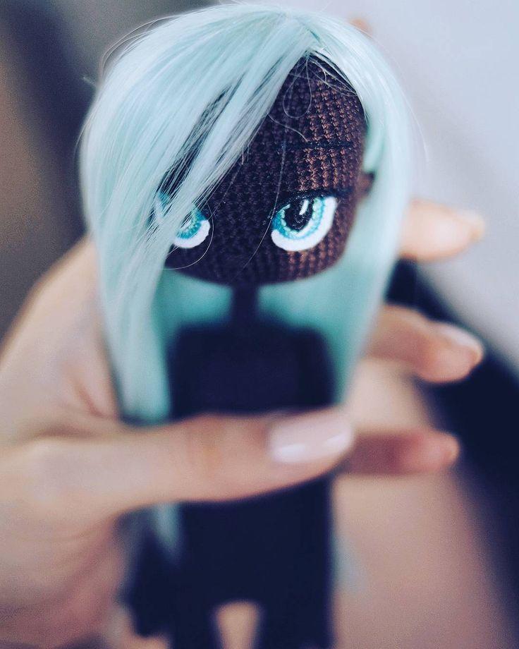 Люблю это фото, как жеш не показать в полном размере #кукла #кукларучнойработы #своимируками #хендмейд #mira_loves_dolls #amigurumi #crafty #bolljointeddoll #шарнирнаякукла
