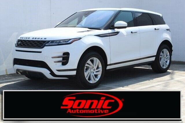Used 2020 Land Rover Range Rover R Dynamic S 2020 Land Rover Range Rover Evoque R Dynamic S 5 Miles Fuji White Sport Utility 2020 Is In Stock And For Sale 24c