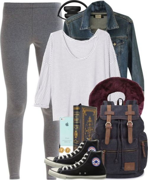 Hermione Granger Inspired Airplane Travel Outfit by hpstyle featuring Beats by Dr. Dre
