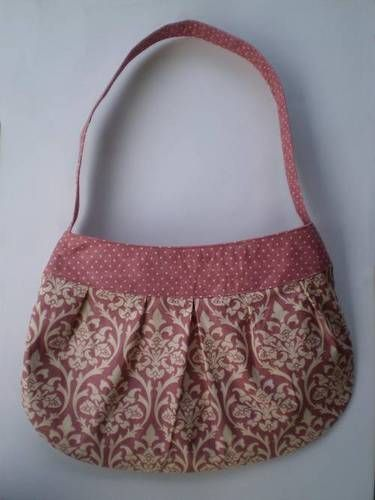 TUTORIAL - Alterations to the FREE Buttercup Bag Pattern - PURSES, BAGS, WALLETS