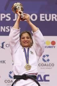 Telma Monteiro - The champion of Judo - Portugal