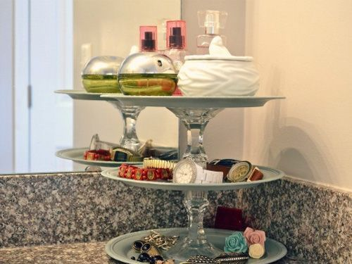 Craft a Tiered Tray