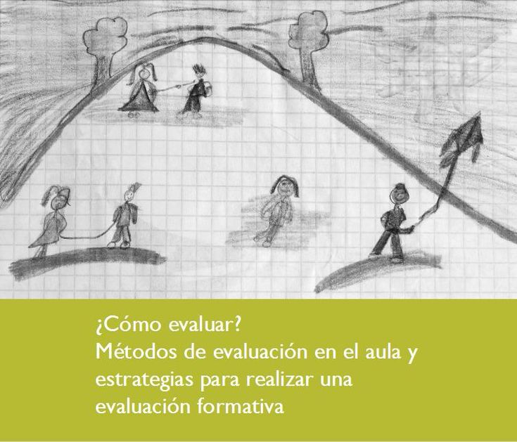 Métodos y Estrategias para Realizar Evaluación Formativa en el Aula | #eBook #Educación