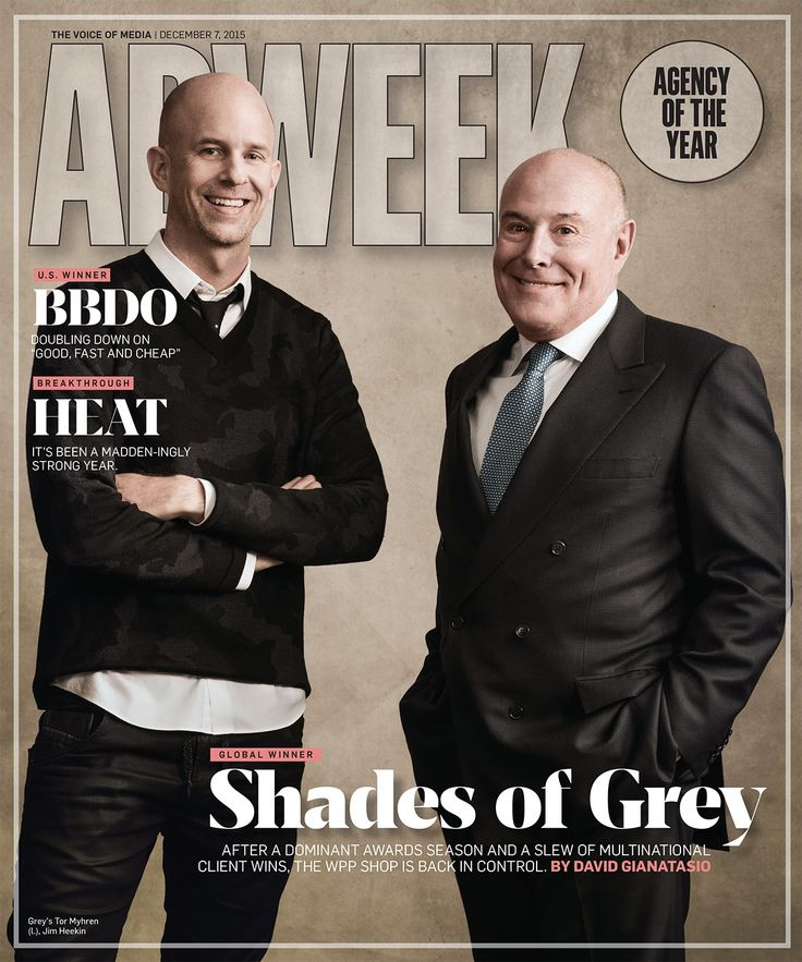 Global Agency of the Year: Grey's Work Sparked Cultural Conversations Worldwide | Adweek