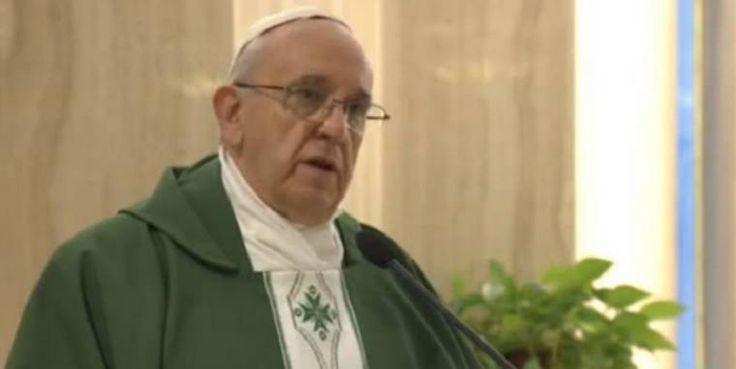 HOMILIAS DEL PAPA FRANCISCO: El Papa Francisco nos da tres claves para reconocer la tentación