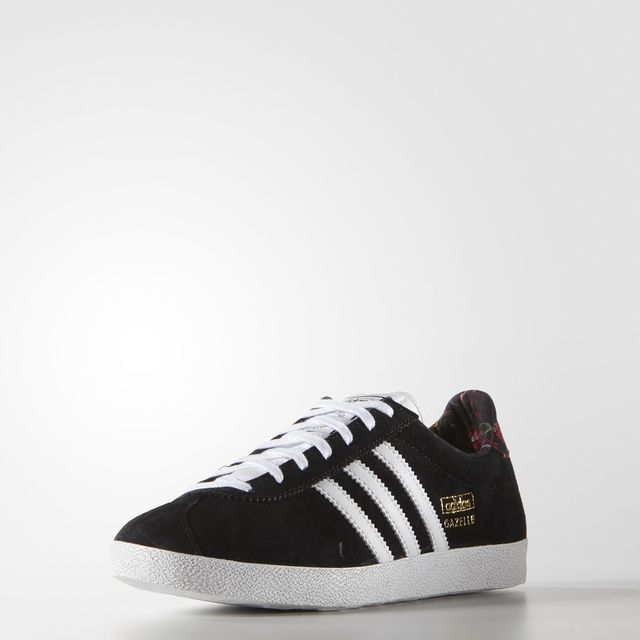 adidas Women's Gazelle OG Shoes - Black | adidas Canada