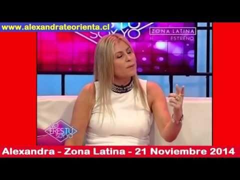 Alexandra Vidal   Zona Latina   21 Nov 2014