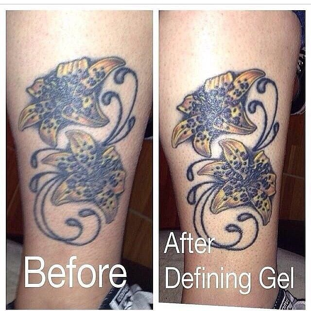 13 best it works opportunity images on pinterest for Defining skin tattoo
