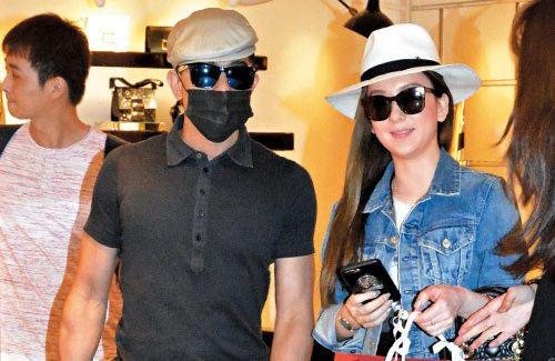 Aaron Kwok Makes Living Arrangements for Moka Fang