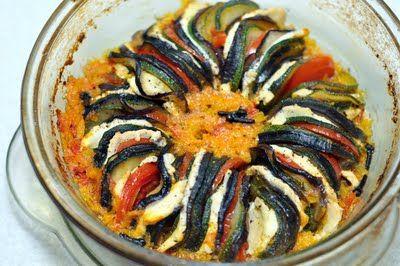 Рецепты вегетарианские. Пошаговые рецепты с фото.: Рататуй