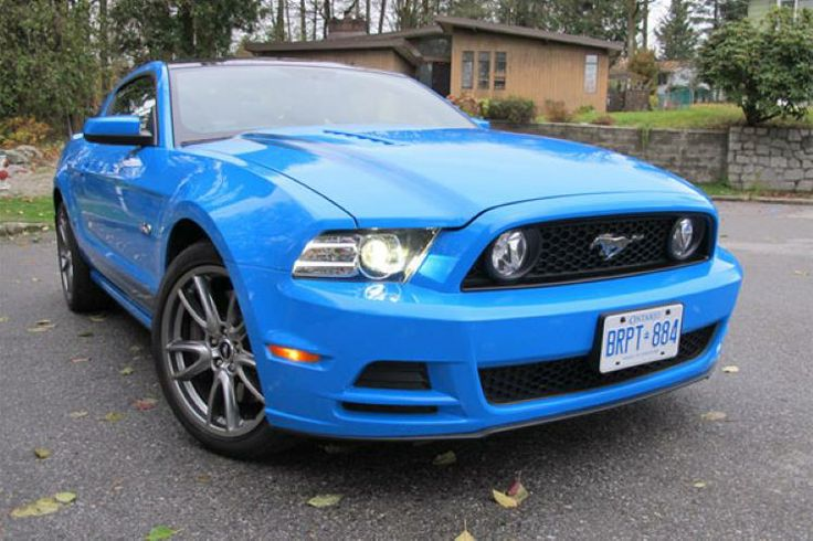 2014 5.0 mustang   2014 Ford Mustang GT 5.0 Coupe (© Photo: Steve Mertl)