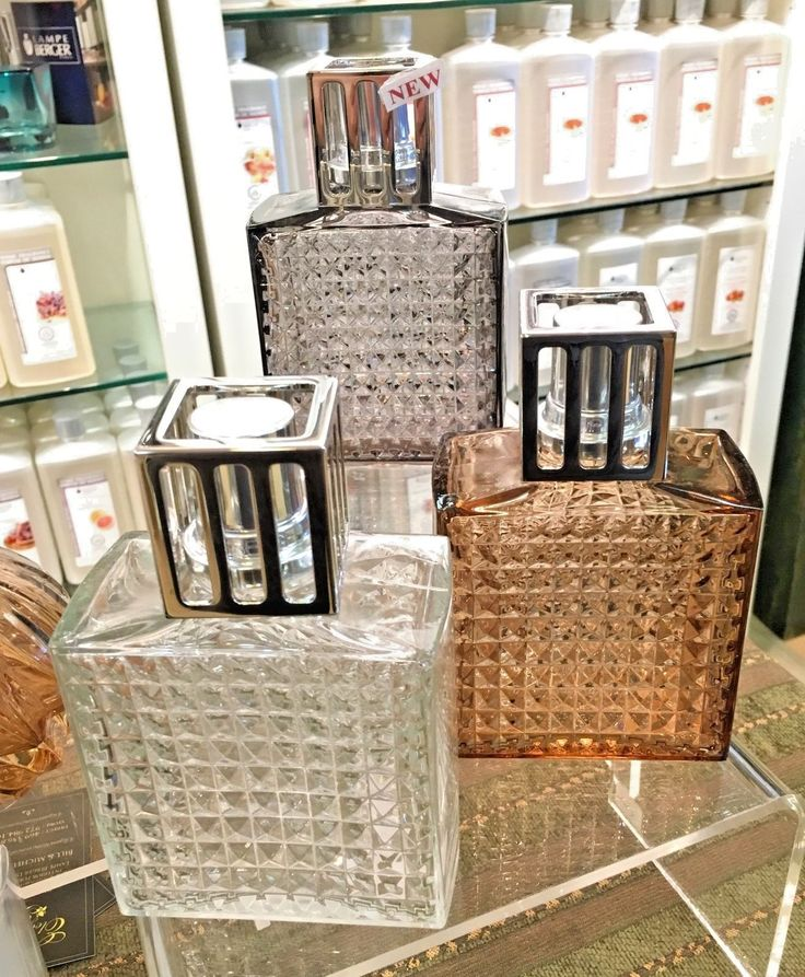 Cool Catalytic Fragrance Lamps Lampe Berger One Fine Diamant Lamp New From France