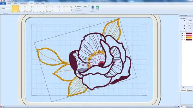 17 Best Images About 6d Embroidery Software On Pinterest