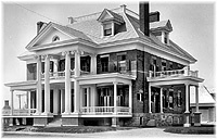 Eddy Residence later turned into the Standish Hall Hotel in Hull Quebec