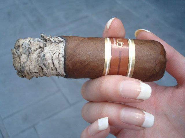 Nub cigar review