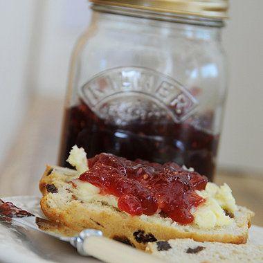 Diabetic Raspberry Jam recipe - From Lakeland