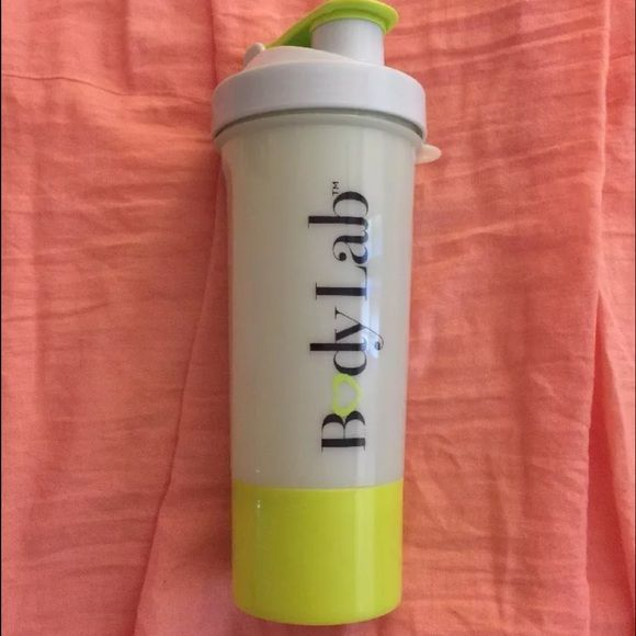 Body lab Shake Bottle Brand New BodyLab Shake Bottle. Perfect For Mixing Your Favorite Drinks. BodyLab Other